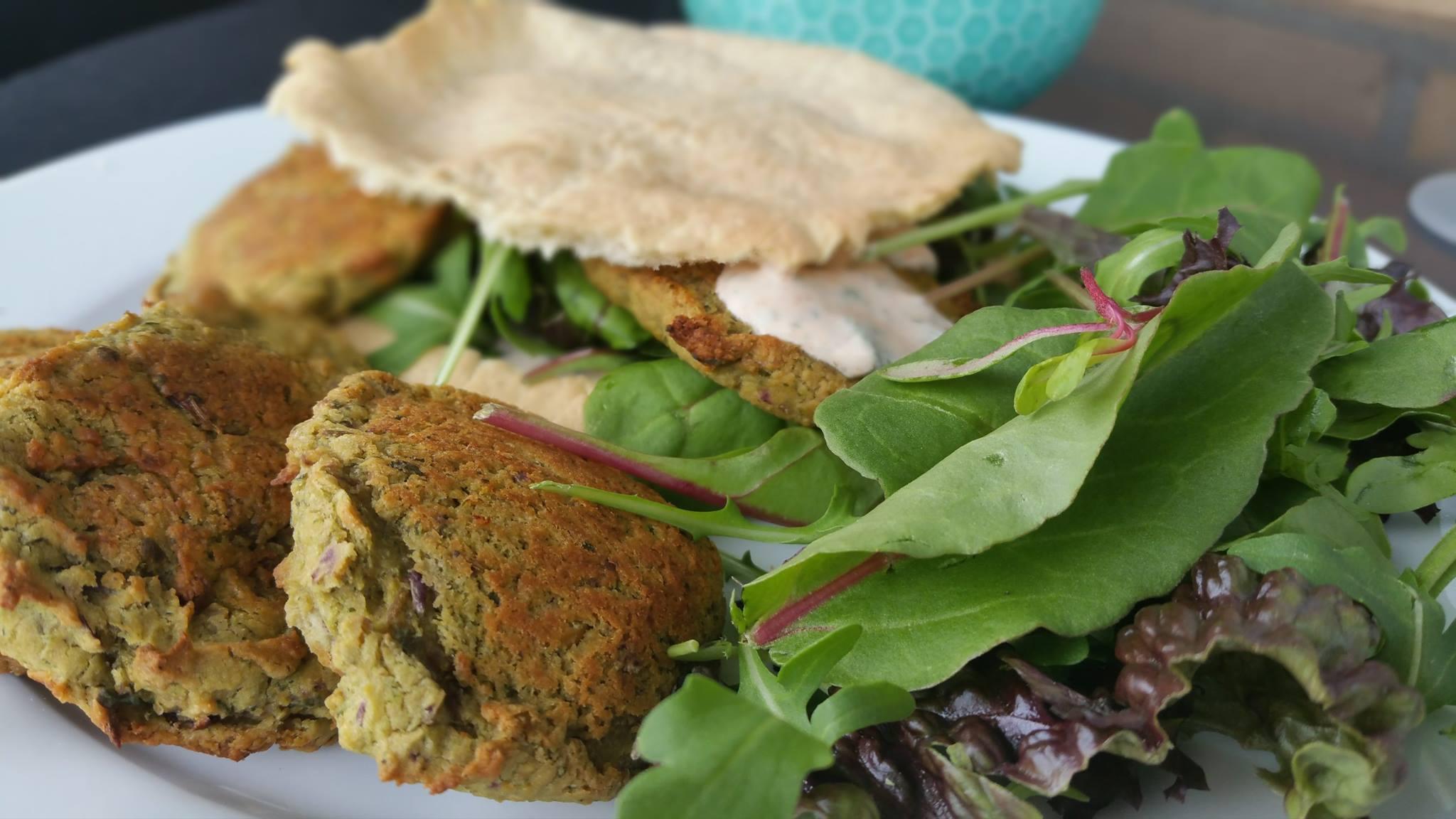 Falafel uit de oven | FOOD&YOU