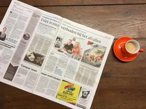 Eindhovens Dagblad 3 aug 2016