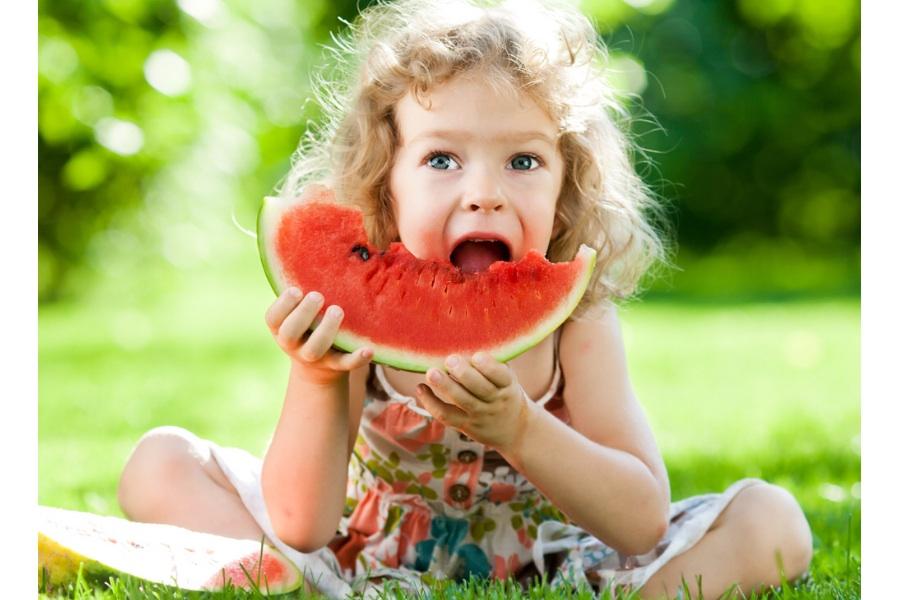 Kind Eet Meloen