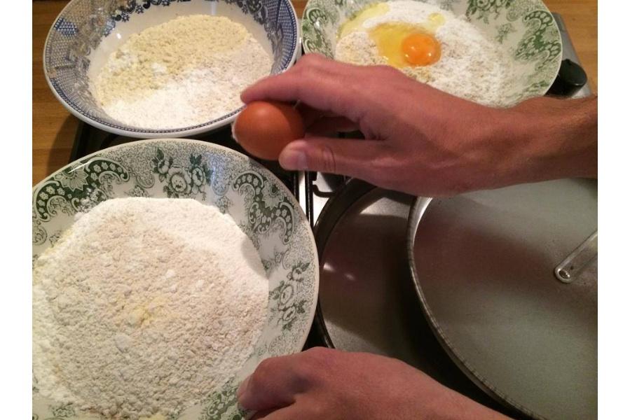 zelf glutenvrijbrood bakken