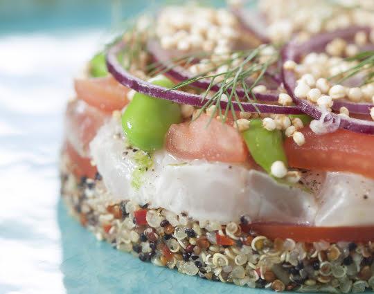 ceviche zeebaars FOOD&YOU