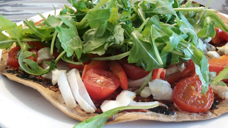 Lekkere slanke pizza wrap | FOOD&YOU