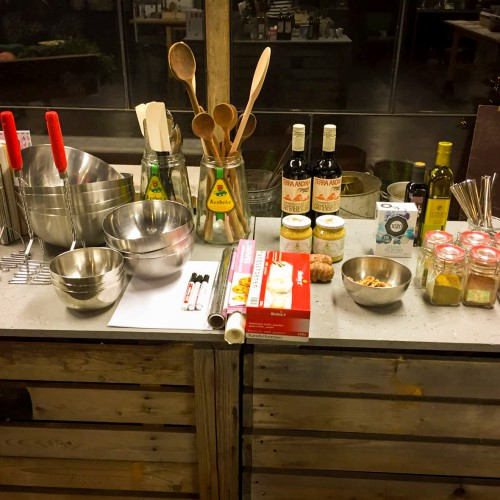 "1. Kookworkshop ""Lessen in Lekkers"" | FOOD&YOU Eindhoven"