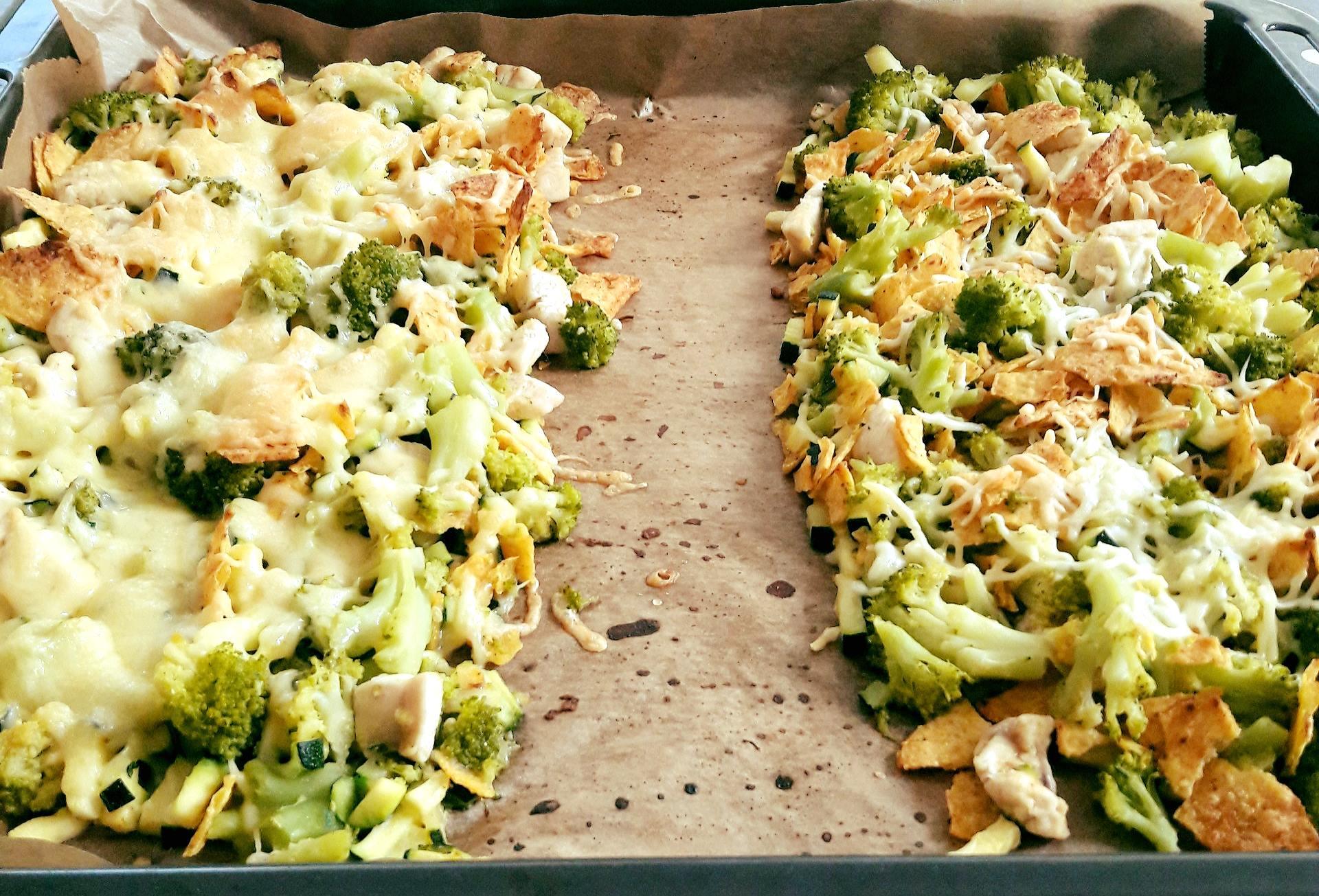 Variant op mijn gezonde nacho's   FOOD&YOU