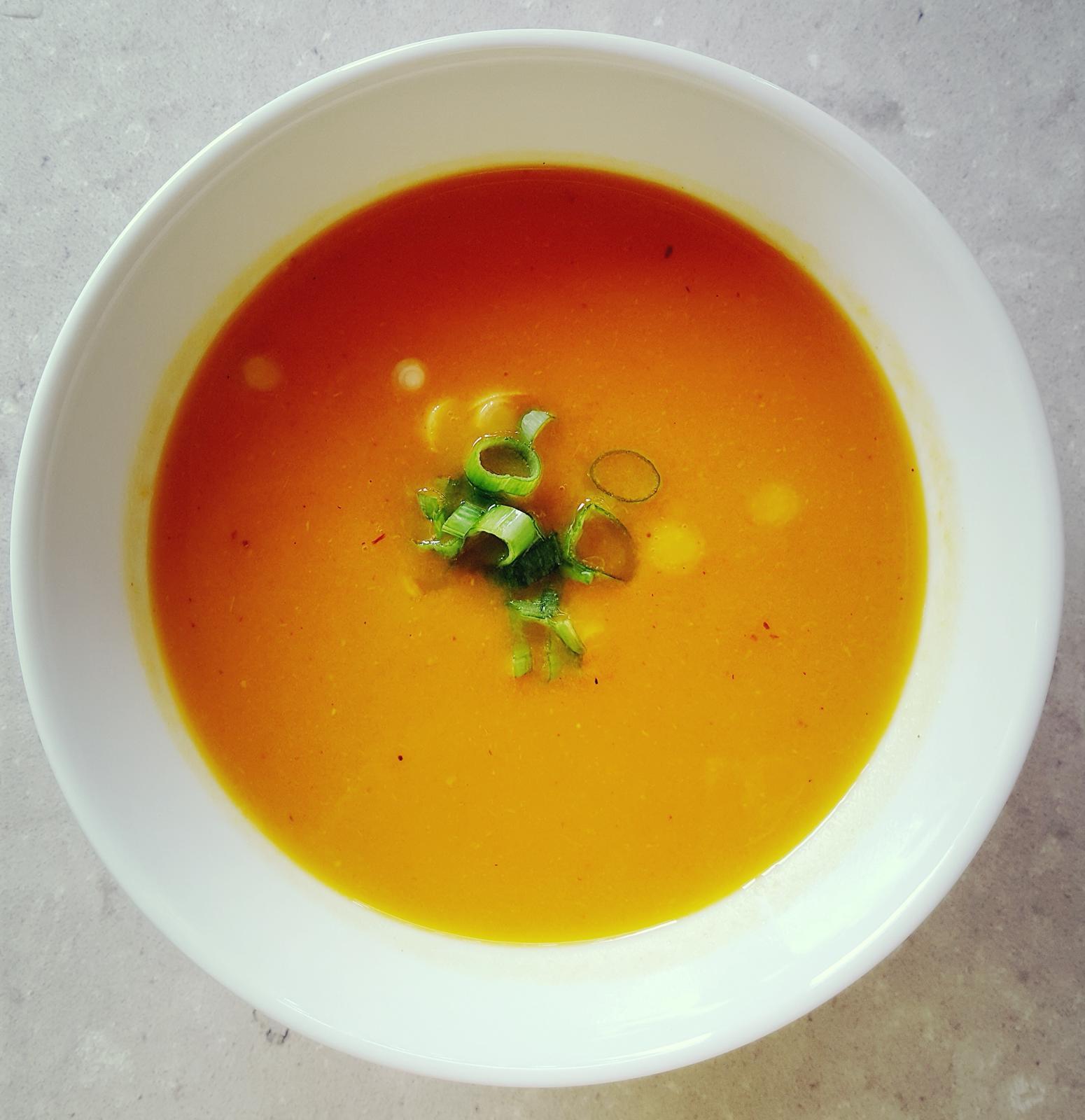 Zoete aardappelsoep | FOOD&YOU
