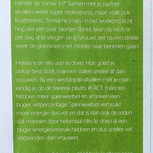 """Column stadsglossy """"Licht op Eindhoven"""""""