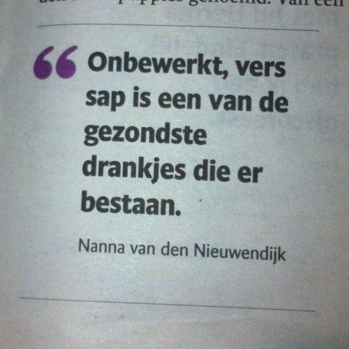 Eindhovens Dagblad 13-02-2013 | FOOD&YOU