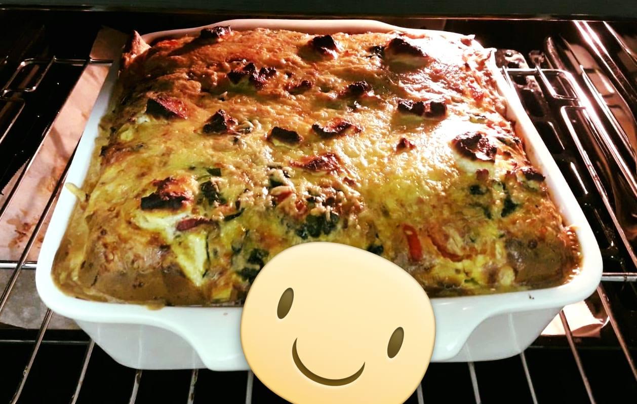 Hartige taart met groenten en geitenkaas! | FOOD&YOU